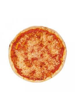 Pizza selbstgebaut klein (20cm)